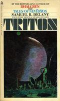 Triton PB (1976 Bantam Novel) 1-1ST