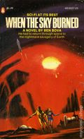 When the Sky Burned PB (1973 Popular Library Novel) 1-1ST