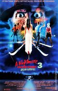 Nightmare on Elm Street 3: Dream Warriors Movie Poster (1987) ITEM#1