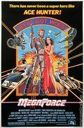MegaForce Movie Poster (1982) ITEM#1