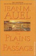 Plains of Passage HC (1990 A Crown Novel) Earth's Children 1-REP
