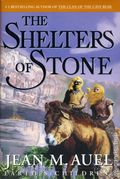 Shelters of Stone HC (2002 A Crown Novel) Earth's Children 1-1ST