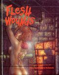 Flesh Wounds HC (1994 Diva Graphix) 1-1ST