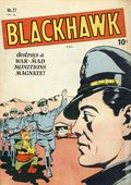 Blackhawk (1944 1st Series) Canadian Price Variant 27