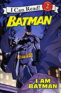 Batman I am Batman SC (2016 HarperCollins) An I Can Read Book 1-1ST