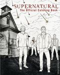 Supernatural The Official Coloring Book SC (2016 Insight Editions) 1-1ST