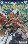 Aquaman (2016 6th Series) 7A