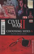 Civil War II Choosing Sides (2016) 6A