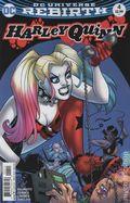 Harley Quinn (2016) 4A
