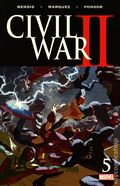 Civil War II (2016 Marvel) 5A