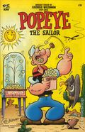Classic Popeye (2012 IDW) 50RI