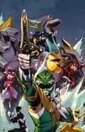 Mighty Morphin Power Rangers (2016 Boom) 7C