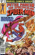 Spectacular Spider-Man (1976 1st Series) Mark Jewelers 36MJ