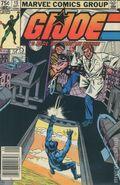 GI Joe (1982 Marvel) Canadian Price Variant 15
