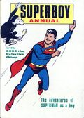 Superboy Annual HC (1953) UK 1967-1ST
