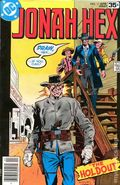 Jonah Hex (1977 1st Series) 11DCS