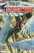 Web of Spider-Man (1985 1st Series) Canadian Price Variant 3