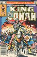 Conan the King (1980) Canadian Price Variant 16