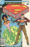 Man of Steel (1986) Canadian Price Variant 1