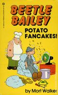 Beetle Bailey Potato Fancakes PB (1967 Tom Doherty) 1-1ST
