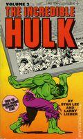 Incredible Hulk PB (1980 Tempo Novel) 2-1ST