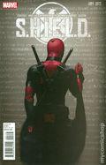 SHIELD (2014 Marvel) 4th Series 1F