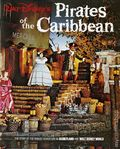Pirates of the Caribbean Souvenir Booklet (1968) 1974