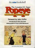 Complete E.C. Segar Popeye Sundays TPB (1984-1986 FB) The Nemo Bookshelf Edition 1-1ST