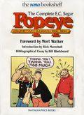 Complete E.C. Segar Popeye Sundays TPB (1984-1986 FB) The Nemo Bookshelf Edition 2-1ST