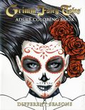 Grimm Fairy Tales Adult Coloring Book SC (2016 Zenescope) Different Seasons Edition 1-1ST