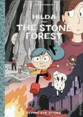 Hilda and the Stone Forest HC (2016 Nobrow Press) 1-1ST