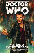 Doctor Who TPB (2016- Titan Comics) New Adventures with the Ninth Doctor 1-1ST