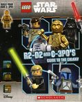 LEGO Star Wars R2-D2 and C-3PO's Guide to the Galaxy HC (2016 Scholastic) 1-1ST