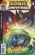 Sonic Universe (2009) 90A