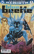 Blue Beetle (2016) 1A