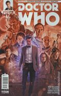 Doctor Who The Eleventh Doctor Year Two (2015) 13B