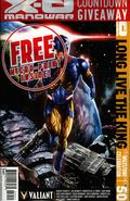 X-O Manowar (2012 3rd Series Valiant) 50E
