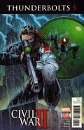 Thunderbolts (2016 3rd Series) 5A