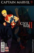 Captain Marvel (2016) 9A
