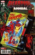 Deadpool (2015 4th Series) Annual 1A