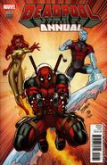 Deadpool (2015 4th Series) Annual 1B