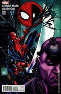 Spider-Man Deadpool (2016) 9C