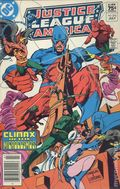 Justice League of America (1960 1st Series) Canadian Price Variant 216