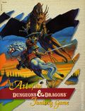 Art of the Dungeons and Dragons Fantasy Game SC (1986 TSR) 1-1ST