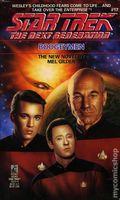 Star Trek The Next Generation Boogeymen PB (1991 Pocket Novel) 17-1ST
