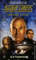 Star Trek The Next Generation Debtors' Planet PB (1994 Pocket Novel) 30-1ST