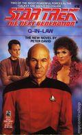Star Trek The Next Generation Q-In-Law PB (1991 Pocket Novel) 18-1ST