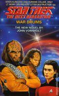 Star Trek The Next Generation War Drums PB (1992 Pocket Novel) 23-1ST