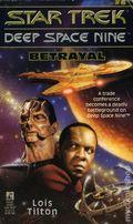 Star Trek Deep Space Nine Betrayal PB (1994 Pocket Novel) 1-1ST