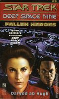 Star Trek Deep Space Nine Fallen Heroes PB (1994 Pocket Novel) 1-1ST